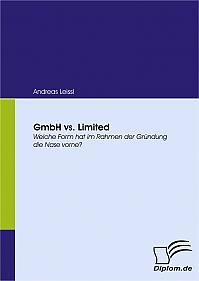 GmbH vs. Limited