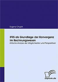IFRS als Grundlage der Konvergenz im Rechnungswesen