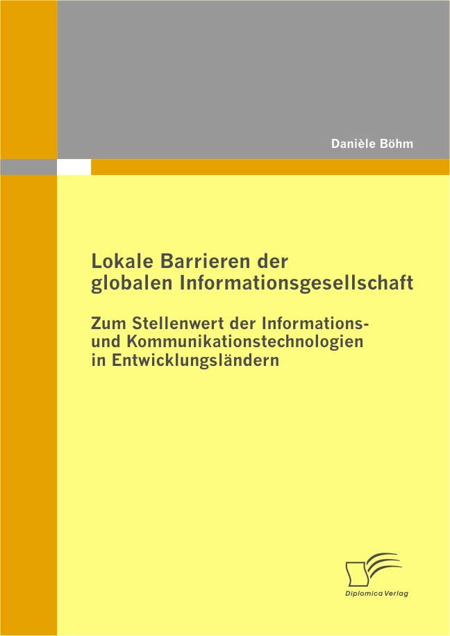 Informations und kommunikationstechnologien in entwicklungsländern