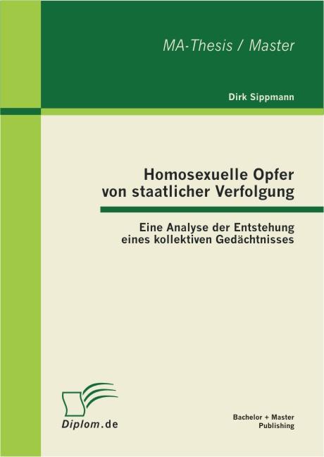 ENTSTEHUNG HOMOSEXUELLE