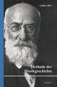 Methode der Musikgeschichte