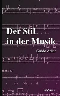 Der Stil in der Musik: Prinzipien und Arten des musikalischen Stils
