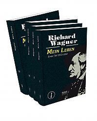Mein Leben. Autobiografie in vier Bänden. Vier Bände in einem Band
