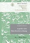 Gesammelte Aufsätze 1: Aspekte der Märchenforschung