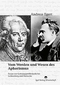 Geschichte d. dtsch. Aphorismus