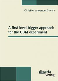 A first level trigger approach for the CBM experiment