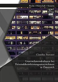 Unternehmenskulturen bei Personaldienstleistungsunternehmen in Österreich