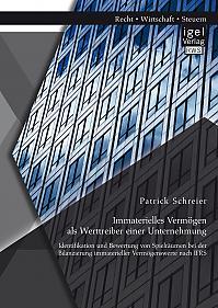 Immaterielles Vermögen als Werttreiber einer Unternehmung. Identifikation und Bewertung von Spielräumen bei der Bilanzierung immaterieller Vermögenswerte nach IFRS