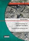 Exkursionsführer zur Geologie Thüringens: Ein Querschnitt von Nord bis Süd