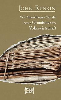 Vier Abhandlungen über die ersten Grundsätze der Volkswirtschaft